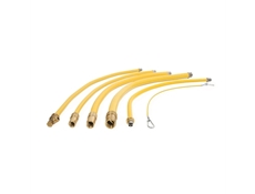 Caterhose Gas Hose Assemblies - Braided Range