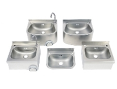 Wash Hand Basins - Stainless Steel 304