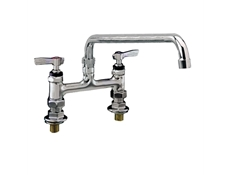 "K67 Series - Deck Mounted Taps - 6"" Centres"