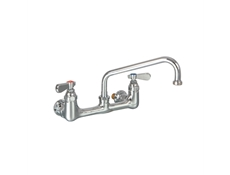 Double Wall Mounted Pantry Tap