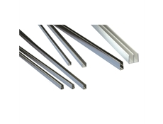Glass Capping - Stainless Steel
