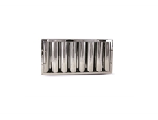 Baffle Grease Filters - Stainless Steel