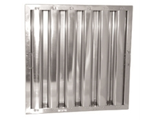 F51 Range - Stainless Steel Baffle Grease Filters