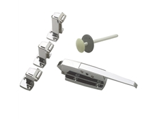 Safety Latches - W19 Series - Walk-in Cooler Door