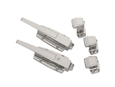 Safety Latches - Heavy Duty Walk-in Door