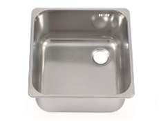 Weld In / Inset Sink Bowls Kit - Polished - 1mm Thickness