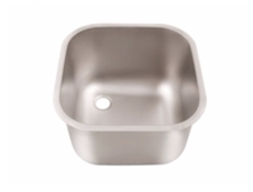 Weld In Sink Bowls - Descaled - 1mm Thickness