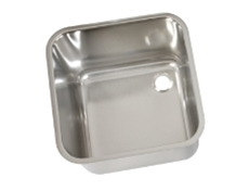 Weld In / Inset Sink Bowls - Polished - 1mm Thickness - Waste & Plug