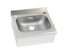 Wall Mounted - Wash Hand Basin - Descaled Finish