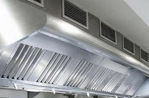 How Commercial Kitchen Extraction Ventilation Systems Work