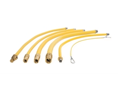 Caterhose Gas Hose - Restraining Wire