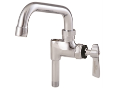 "Add-on Faucet - KN55 Series - Add-on faucet with swing spout - 12"" length"
