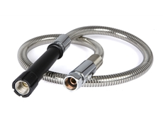 Pre-Rinse Unit - H2O - Stainless steel hose with grip