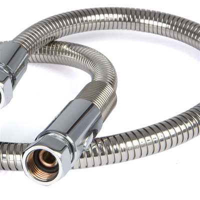 Pre-Rinse Unit - H2O - Stainless steel hose only - Die Pat