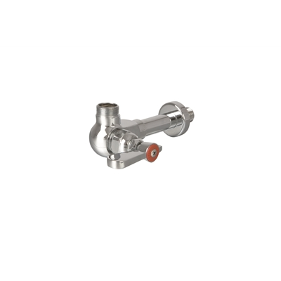 Pre-Rinse Unit - H2O - Single wall mounted tap body only - Die Pat