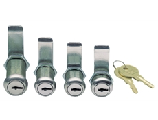 Utility Lock - 17mm barrel - Keys Different