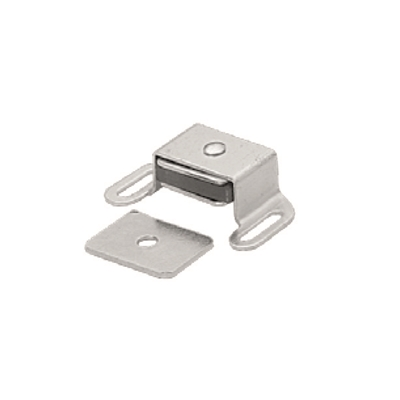 Cabinet catch - Single magnet - 51 x 27 x 13 - 5kg pull - Die Pat