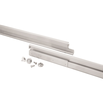 "Heavy Duty Drawer Slides - S52 Series - Stainless steel - Full extension - With stainless steel bearings - 20"" - Die Pat"