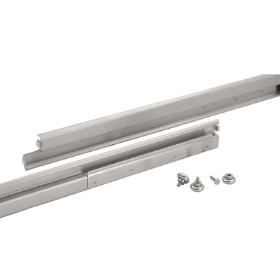 "Heavy Duty Drawer Slides - S26 Series - Stainless steel - Full extension - With stainless steel bearings - 18"" - Die Pat"