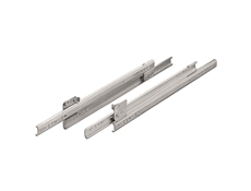 Heavy Duty Drawer Slides - S15 Series - Steel zinc plated - 20""