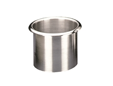"Scrap Shute - Stainless steel - For standard 6"" dia. opening"
