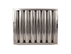 "16"" x 20"" - Stainless Steel Baffle Grease Filter - F91 Range"