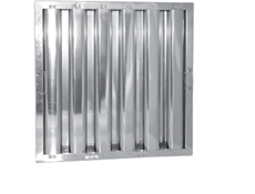 "16"" x 16"" - Stainless Steel Baffle Grease Filter - F51 Range"