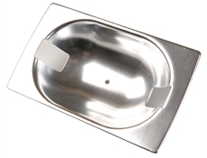 Heat lamp reflector - 300 watt - Smooth