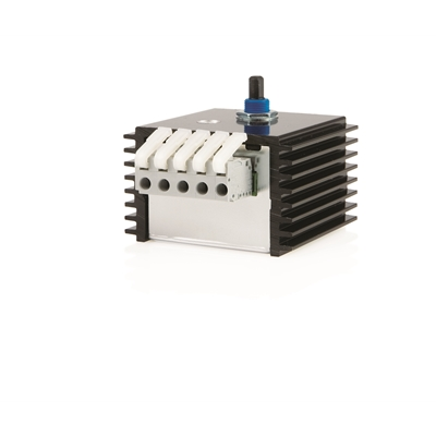 Variable Phase Power Regulator - Plug-in power connector block with push-fit connections - Die Pat