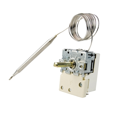 Single pole thermostat  30°-85°C  - Die Pat