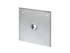 Equipment Legs - Heavy Duty - Stainless Steel Mounting Plate - 3mm