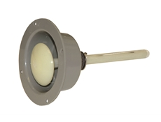 "Safety Release - Recessed Mount - For 6"" door thickness"