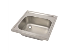 Hospital Pattern Sink Top - Single Bowl  - SK1