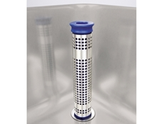 Strainer to fit chrome plated waste - 380mm