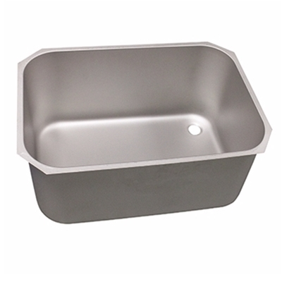 Pot wash sink bowl - Right hand - 760 x 510 x 380mm - Die Pat