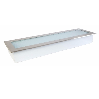 LED Canopy Hood Light Fixture - 260mm x 972mm