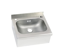 Wash Hand Basin 400 x 342 x 230 - Descaled Finish