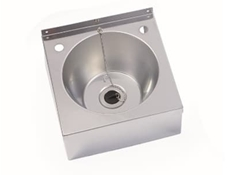 Wash Hand Basin 295 x 290 x 135 - Polished Finish
