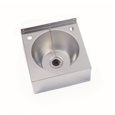 Wash Hand Basin 295 x 290 x 135 - Polished Finish - Die Pat