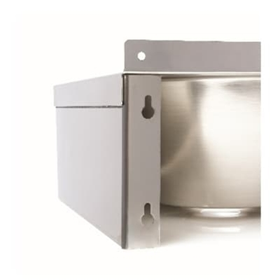 Wash Hand Basin 400 x 350 x 105 - Polished Finish - Die Pat