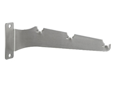 New - 3 Rail Tray Slide Brackets - Fixed