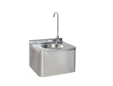 Drinking Fountain with Bottle Filler - Stainless Steel